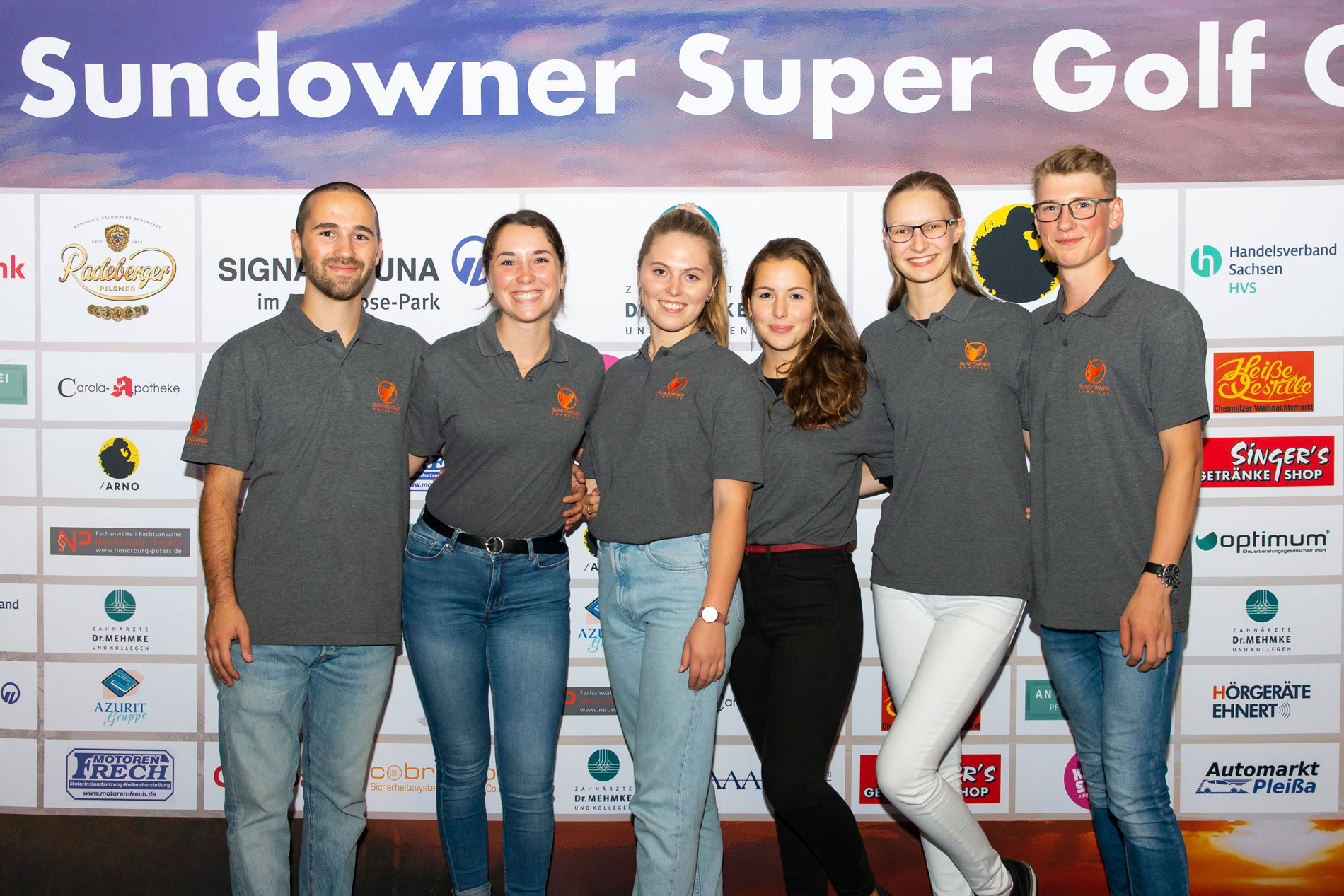 Sundowner Golf Cup 2019